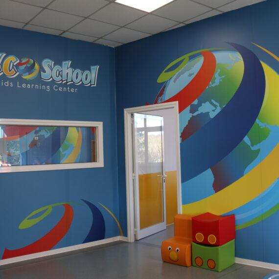Scuola Materna dell'Infanzia ed Elementare Roma